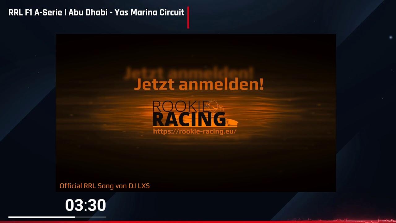 RRL F1 A-Serie | Abu Dhabi