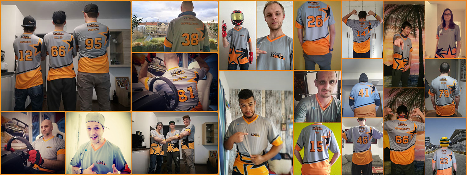 Community Shirt Collage