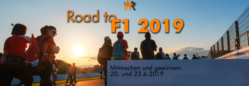 Teaser Road to F1 Event