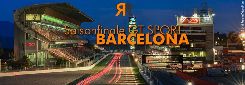 Teaser Barcelona GT Sport