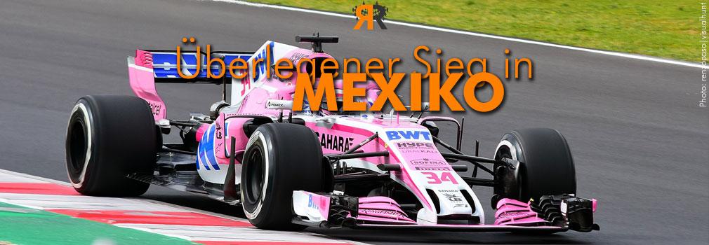 Slider Mexiko